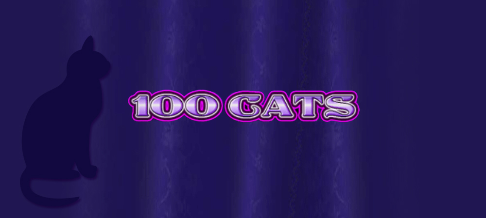 Slot 100 Cats