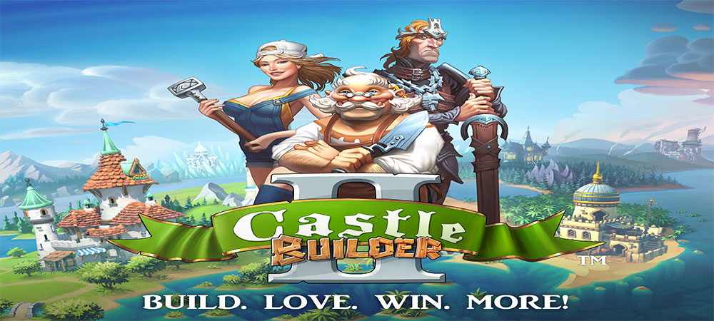Slot Castle Builder 2