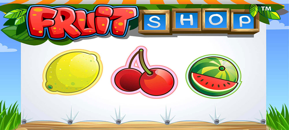 Slot Fruit Shop