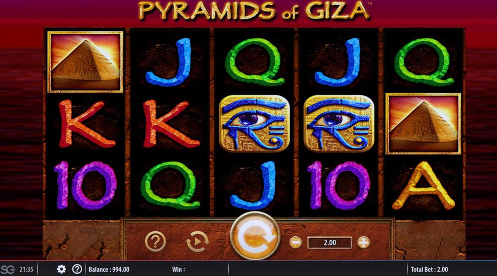 Pyramids Of Giza, Prezentare Generală
