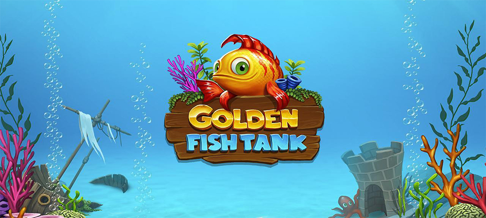 Slot Golden Fish Tank