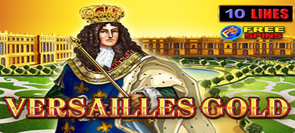 Slot Versailles Gold