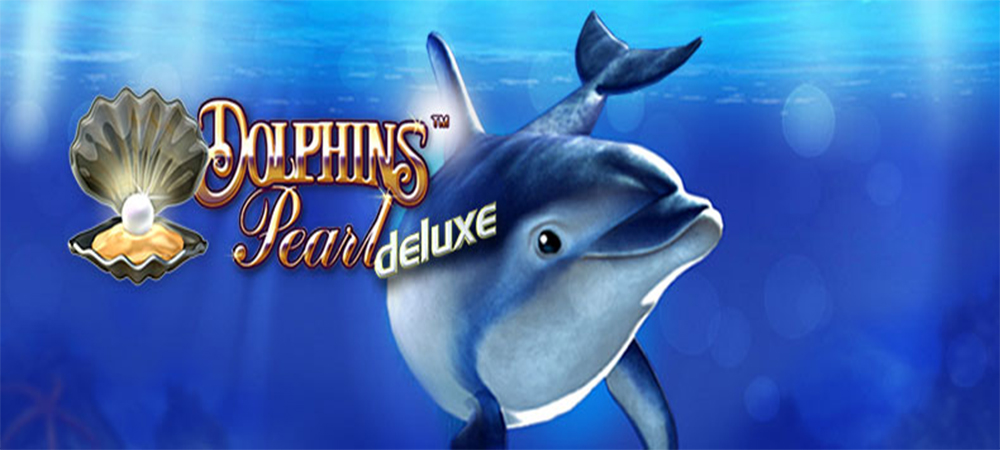 Dolphin's Pearl Deluxe Slot