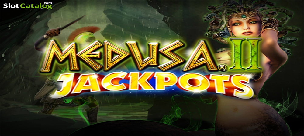 Medusa II Jackpots Slot